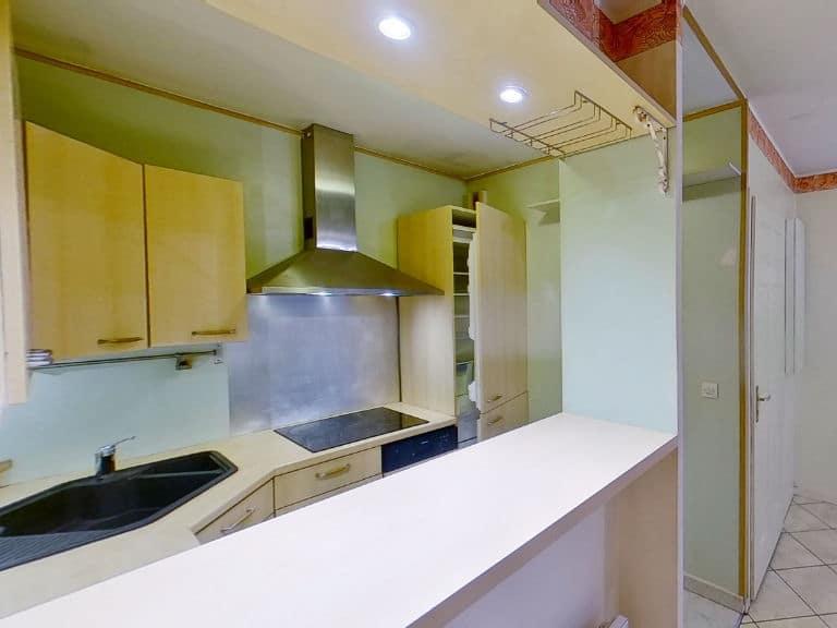 l adresse alfortville: 2 pièces, cuisine entièrement équipée: lave-vaisselle, congélateur...