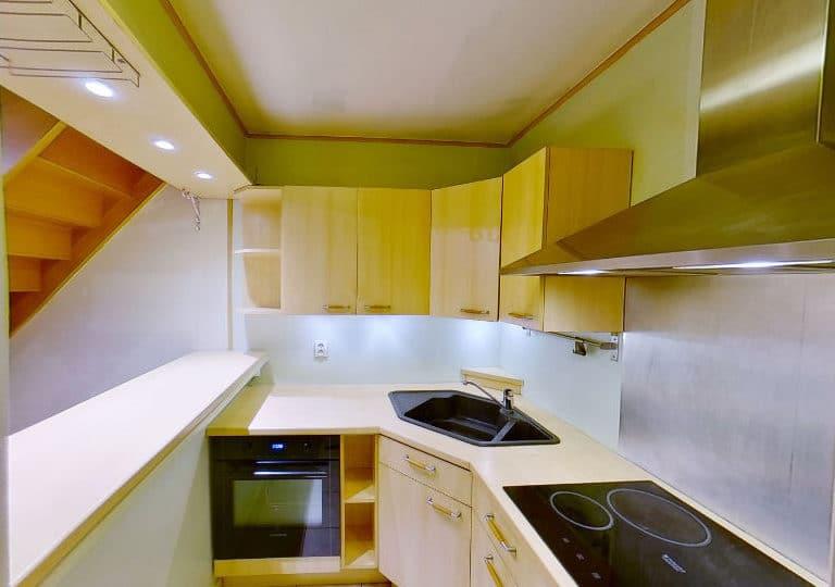appartement alfortville: 2 pièces 40 m², cuisine ouverte aménagée et entièrement équipée