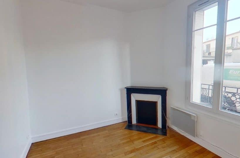 location vente appartement 94: studio lumineux de 24 m² au rez-de-chaussée, cave