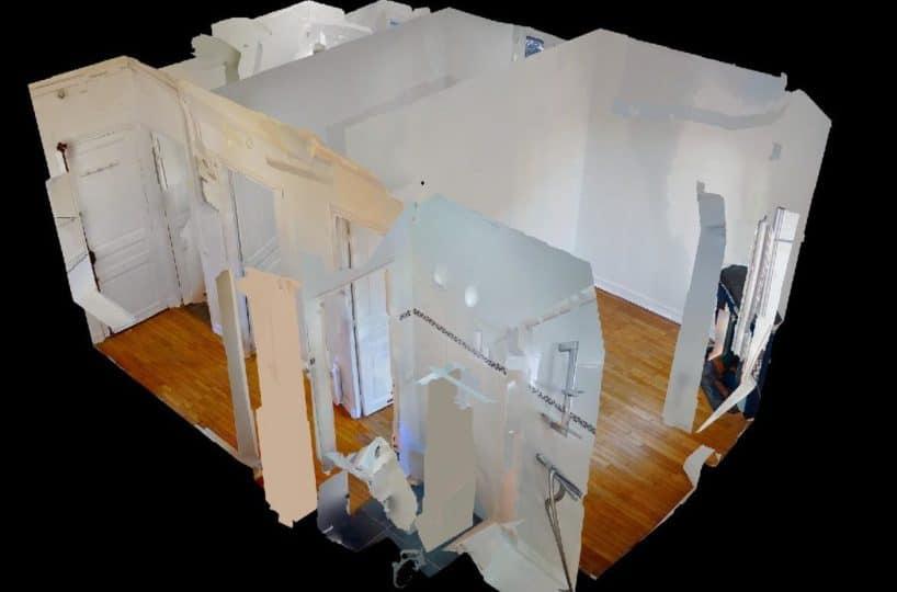 estimation gratuite appartement: studio 24 m², plan détaillé de l'appartement