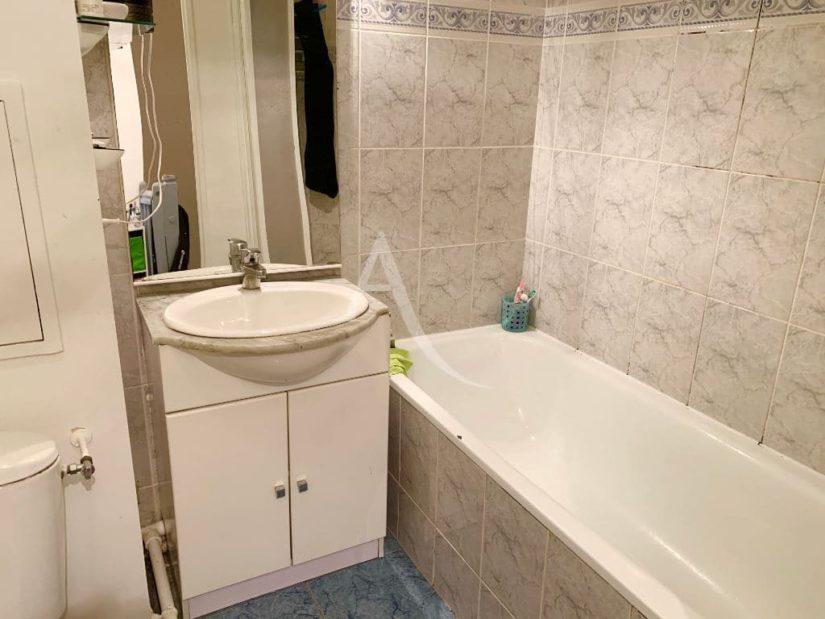 appartement a vendre alfortville: duplex 3 pièces 57 m², salle de bains à l'étage