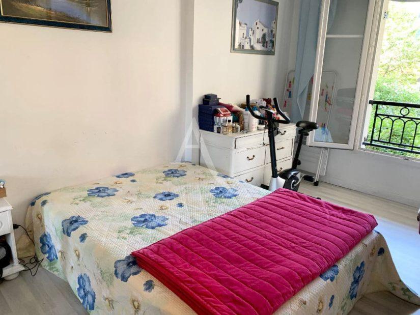 vente appartement alfortville:  en duplex 3 pièces 57 m², chambre parentale