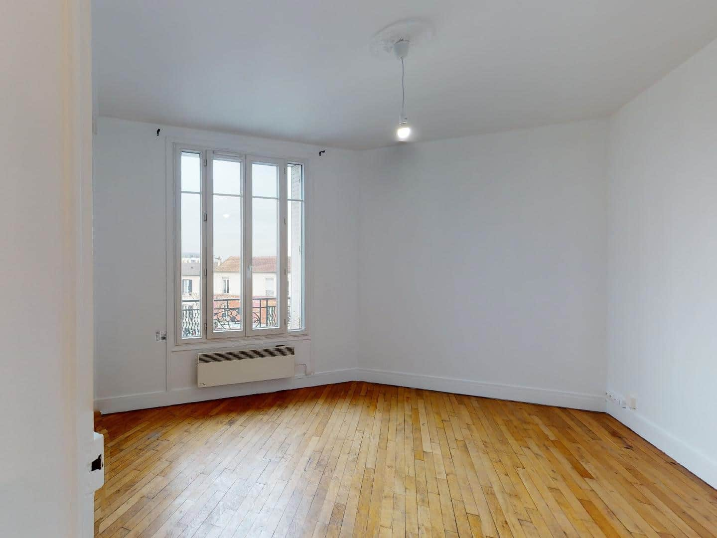 location d appartement a maison alfort: 3 pièces 51 m², séjour lumineux, refait à neuf