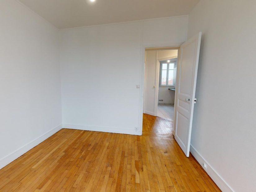 estimation appartement maisons-alfort: 3 pièces 51 m², 2° chambre à coucher