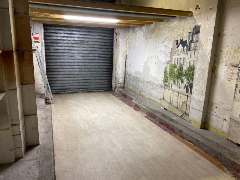 achat appartement alfortville: appartement / bureau 7 pièces 128 m², box fermé