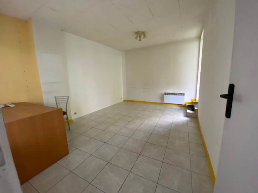 achat vente appartement: appartement / bureau 7 pièces 128 m², espace repas et bureaux
