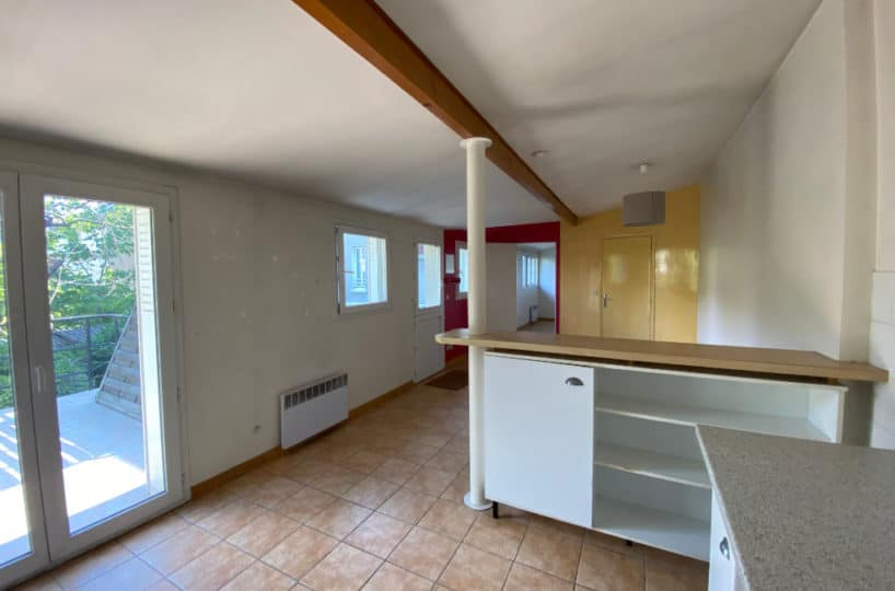 Alfortville immobilier : appartement + boutique + bureau - terrasses et box fermé - annonce 1336 - photo Im017