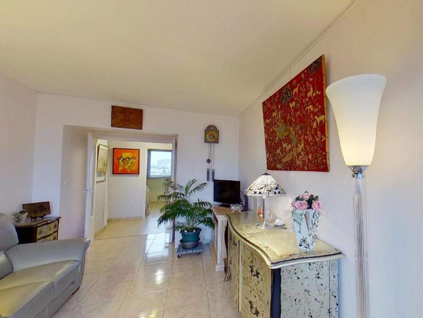 appartement à vendre maisons-alfort: 3 pièces 59 m², agréable séjour, carrelage au sol