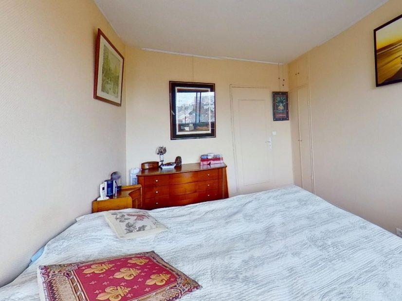 immobilier maison alfort: appartement 3 pièces 59 m², 2° chambre exposée est