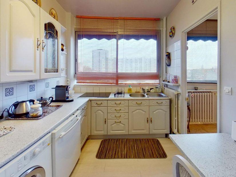 agence immobilière maisons-alfort: 3 pièces, possibilité de faire une cuisine ouverte