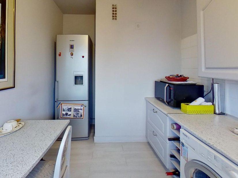 agences immobilières maisons alfort: 3 pièces 59 m², cuisie aménagée, nombreux rangements