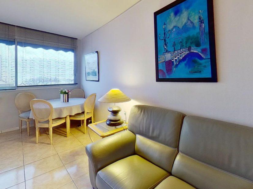 vente appartement maison alfort: 3 pièces 59 m², beau séjour, bon état général