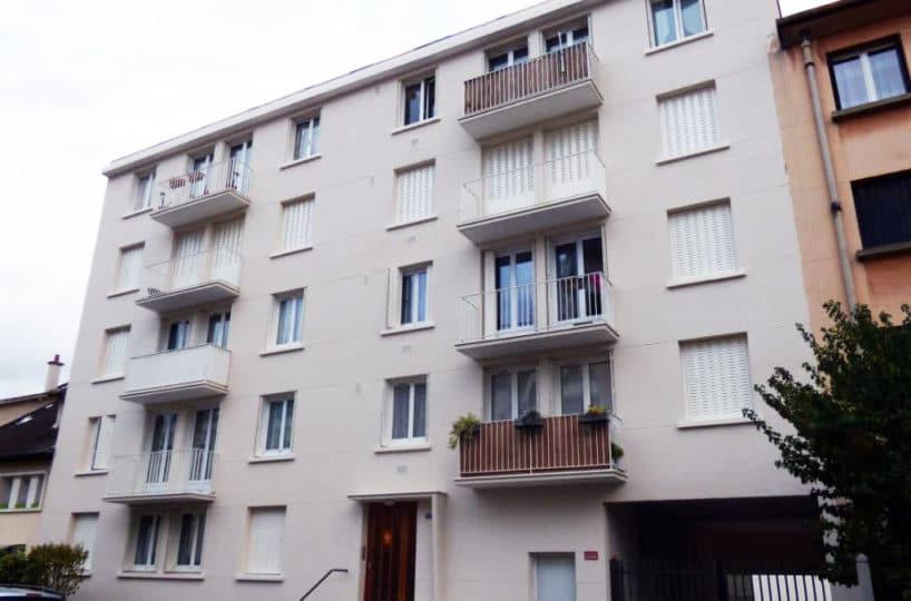 estimation appartement alfortville: 3 pièces 55 m², secteur rue volta, cave et parking