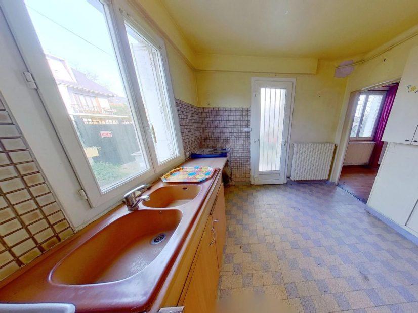 l'adresse alfortville: maison 3 pièces 72 m², cuisine indépendante et dînatoire