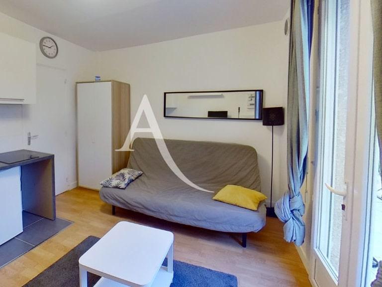 location appartement maisons alfort: studio 14 m² à louer proche du centre de maisons alfort