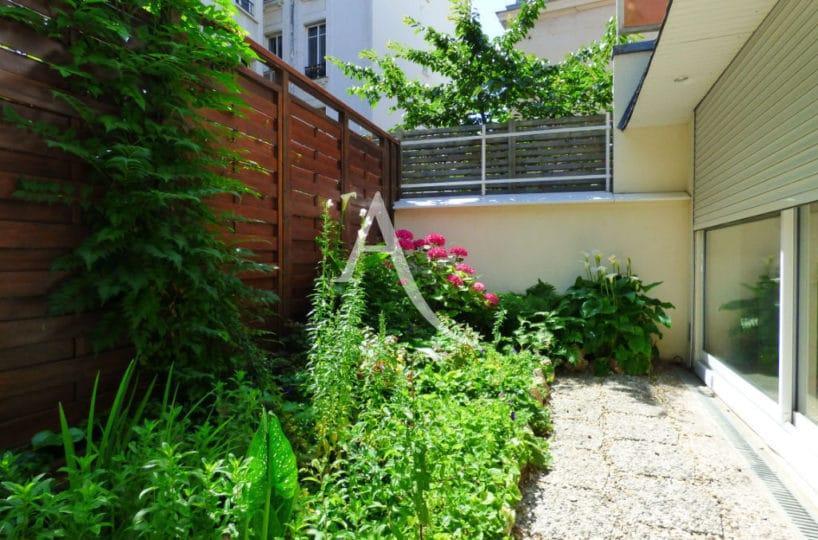 agence immobilière val de marne: maison 4 pièces 90 m², terrasse donnant sur le jardin, au calme