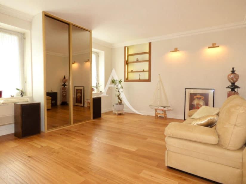 l4adresse: 4 pièces 90 m², suite parentale de 20 m² avec salle d'eau