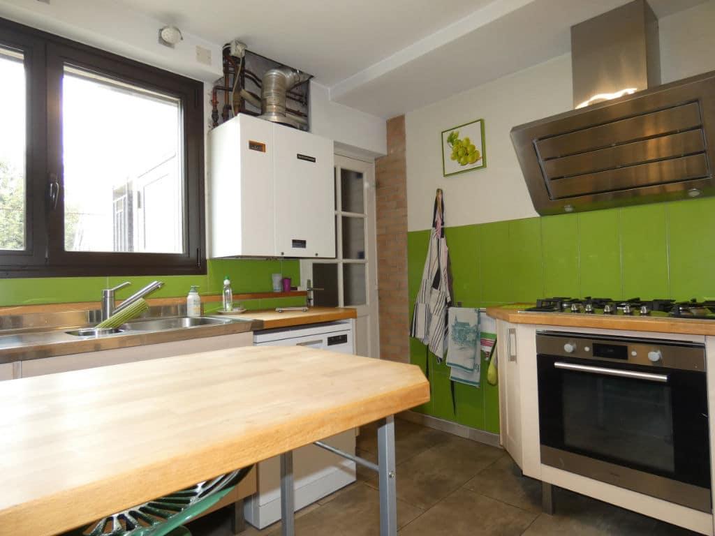 maison alfortville, 125 m² avec 4 chambres, cuisine dînatoire équipée