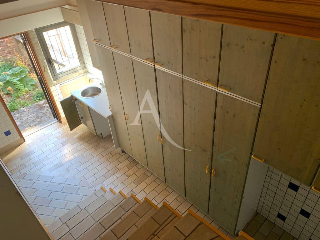 maison a vendre alfortville, 125 m², 6 pièces - escalier vers les chambres