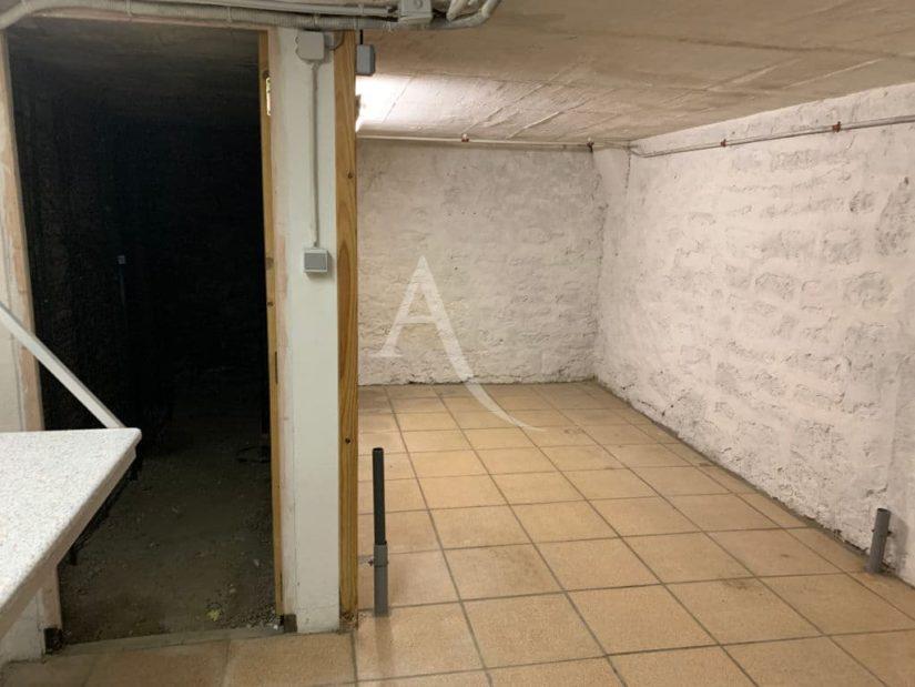 maison a vendre alfortville, 6 pièces 125 m², avec garage et cave