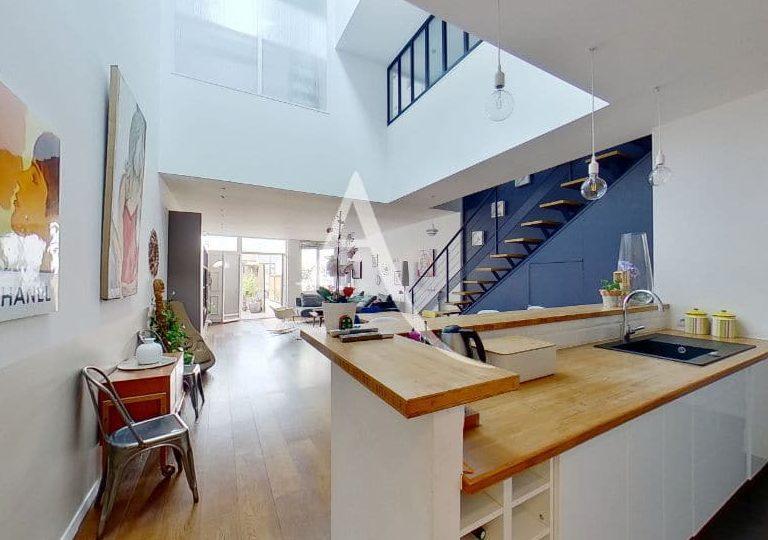 agence immo alfortville: loft 5 pièces 125 m² volumes exceptionnels, à vendre