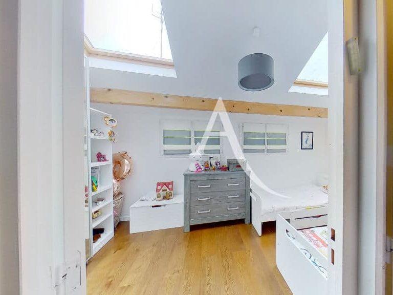 appartement alfortville: appartement 5 pièces 125 m², seconde chambre au 1° étage
