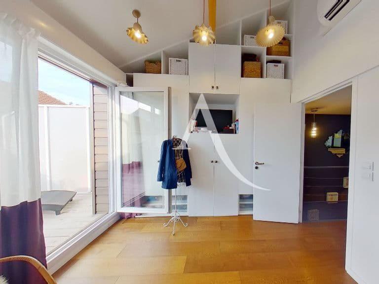 maison a vendre alfortville: appartement 5 pièces 125 m², coin salon au rdc, avec terrasse