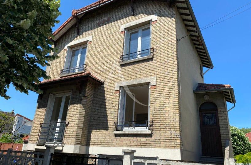 A vendre à Maisons-Alfort : maison 4 pièces 90 m² - charentonneau / proche bords de marne | valerie immobilier