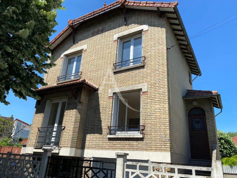 agence l'adresse maisons alfort: maison 4 pièces 90 m² à vendre avec garage et jardin 150 m²