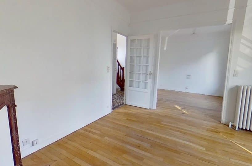 agence immobiliere maisons alfort: maison 4 pièces 90 m², vaste double séjour lumineux