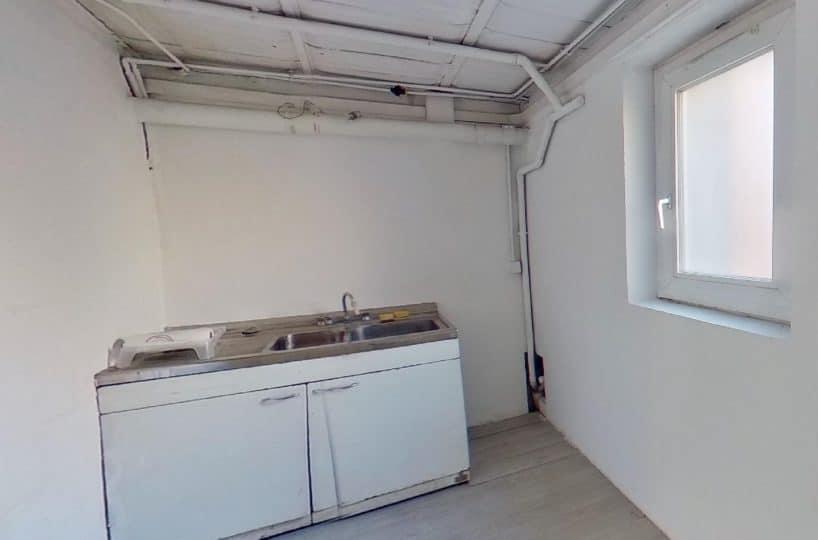 agence maisons-alfort: maison 4 pièces 90 m², buanderie aménagée au sous-sol