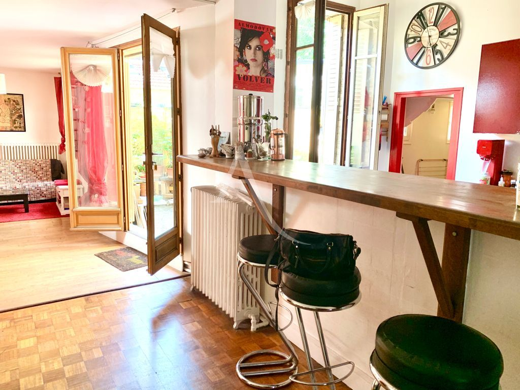 l'adresse valerie immobilier - appartement vitry sur seine 4 pièces 90 m² - annonce 2947 - photo Im02