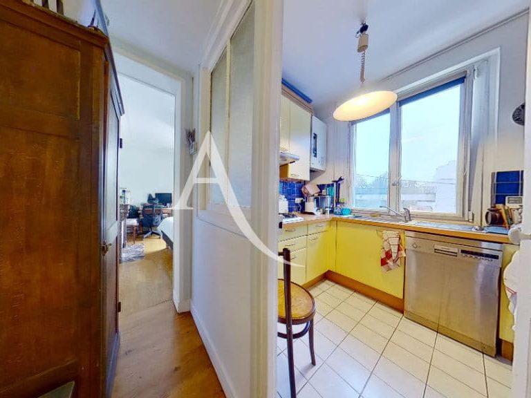 appartement charenton le pont: 3 pièces lumineux 68 m², accès cuisine indépendante