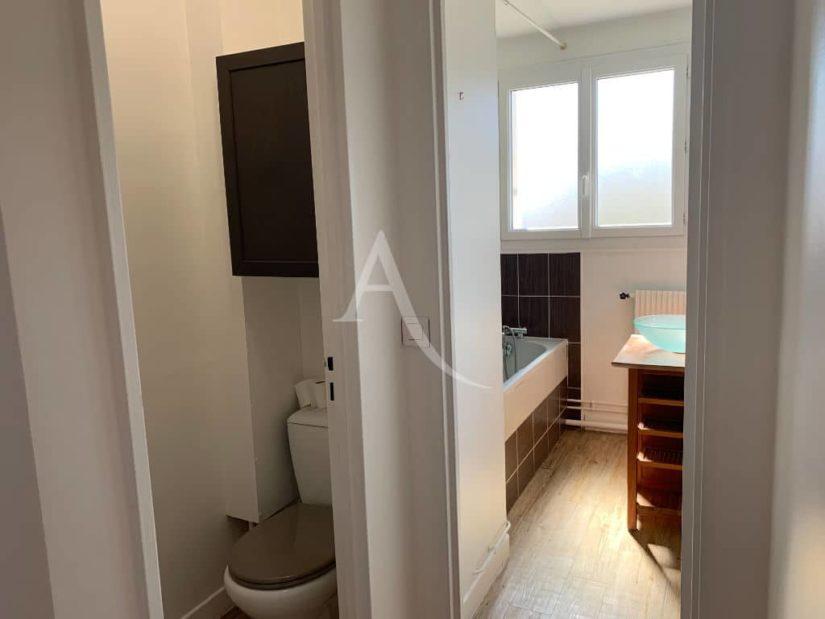 : 3/4 pièces 75 m², wc séparés