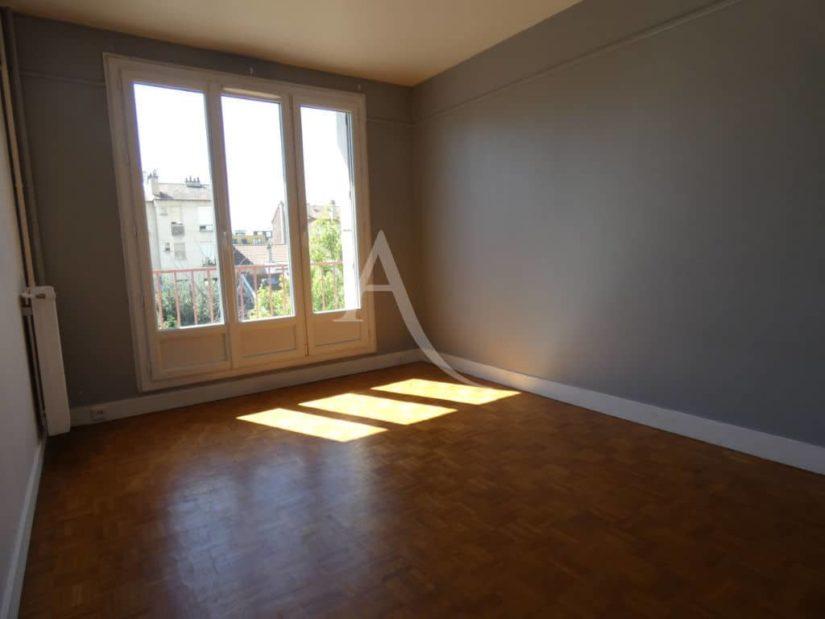 appartement à vendre à alfortville: 3/4 pièces 75 m², seconde chambre avec accès balcon