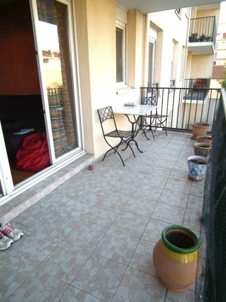 appartement alfortville location: 3 pièces 68 m², balcon espace détente accès salon