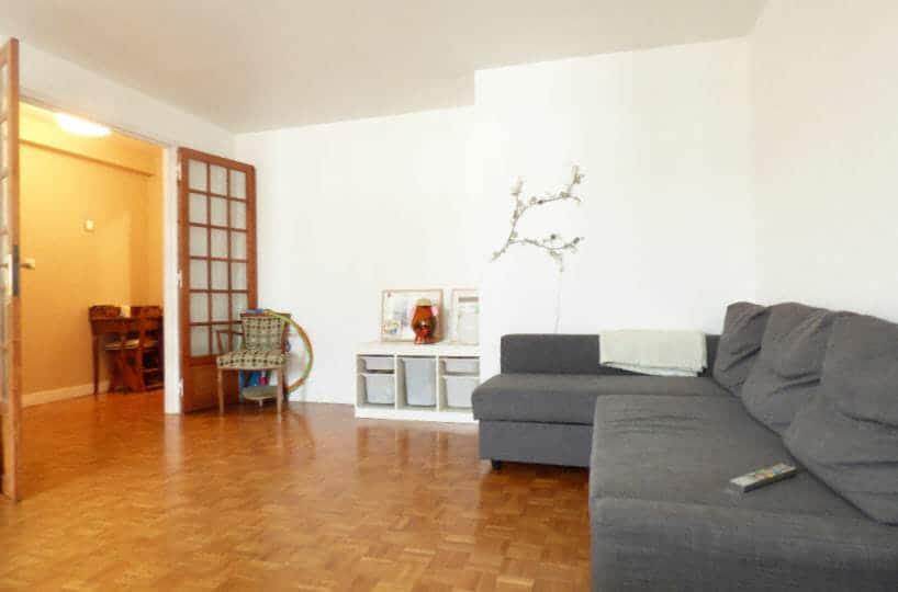 agence immobilière alfortville: appartement 3 pièces 66 m², résidence arborée, proche métro