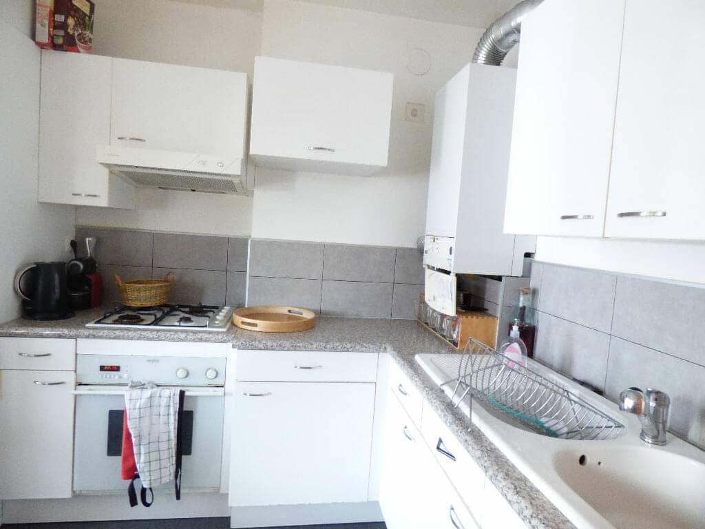 immo alfortville: appartement 3 pièces 66 m², cuisine indépendante et aménagée