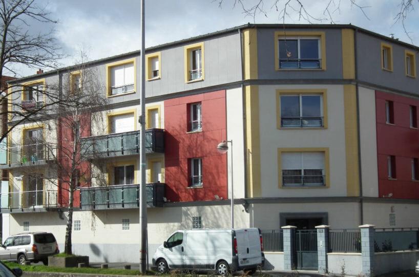 estimation appartement: 2 pièces 42 m² dans immeuble neuf avec parking, proche des rer c choisy et d créteil-pompadour