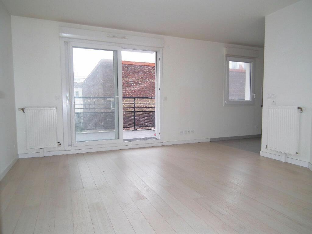 immo alfortville: appartement 2 pièces 47 m², séjour avec balcon, parking en sous-sol sécurisé