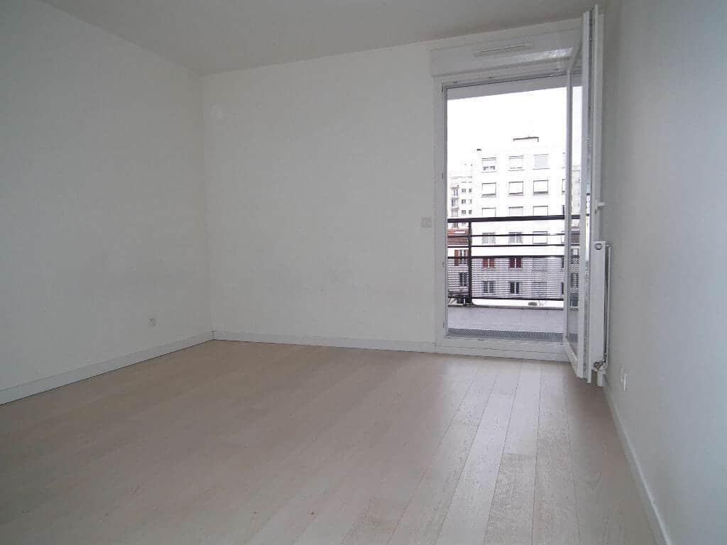 agence immo alfortville: superbe 2 pièces 47 m², grand séjour avec balcon