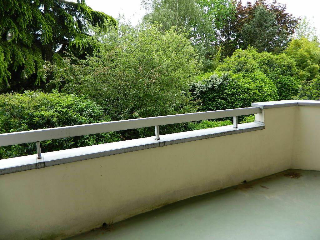 agence immo maisons-alfort: appartement 2 pièces 51 m², belle terrasse de 10 m² avec vue sur parc
