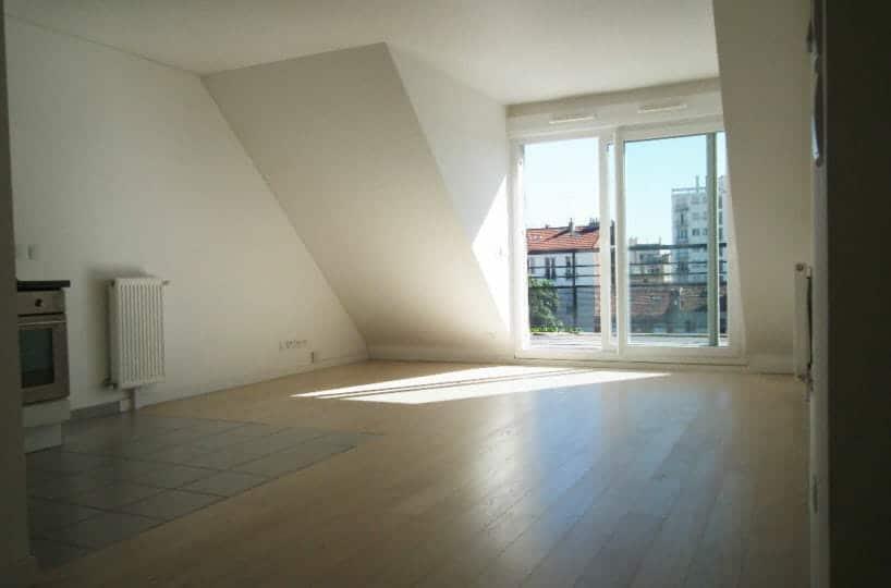 agence immobilière alfortville: 3 pièces 58 m², séjour ouvert sur cuisine semi-équipée