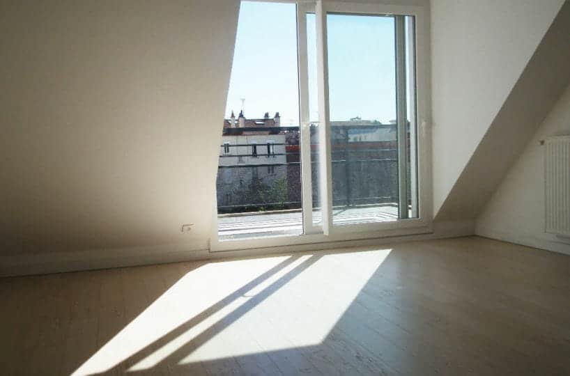 location appartement alfortville: 3 pièces 58 m², séjour ouvert sur cuisine, balcon