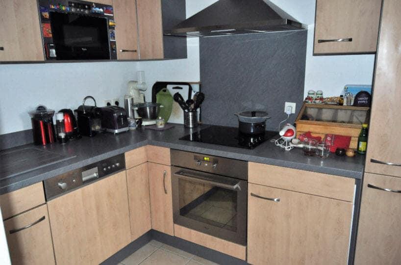 immobilier maison alfort: appartement à vendre 4 pièces 77 m², cuisine aménagée et entièrement équipée