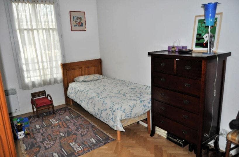 appartement maisons alfort, 4 pièces 77 m² à vendre, troisième chambre (enfant), fenêtre double vitrage