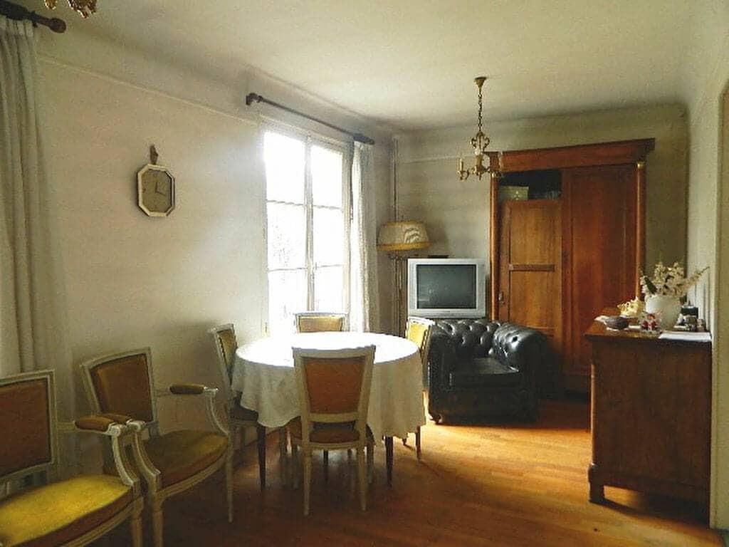 maisons à vendre maisons alfort centre: maison 7 pièces 94 m², double séjour lumineux, parquet au sol