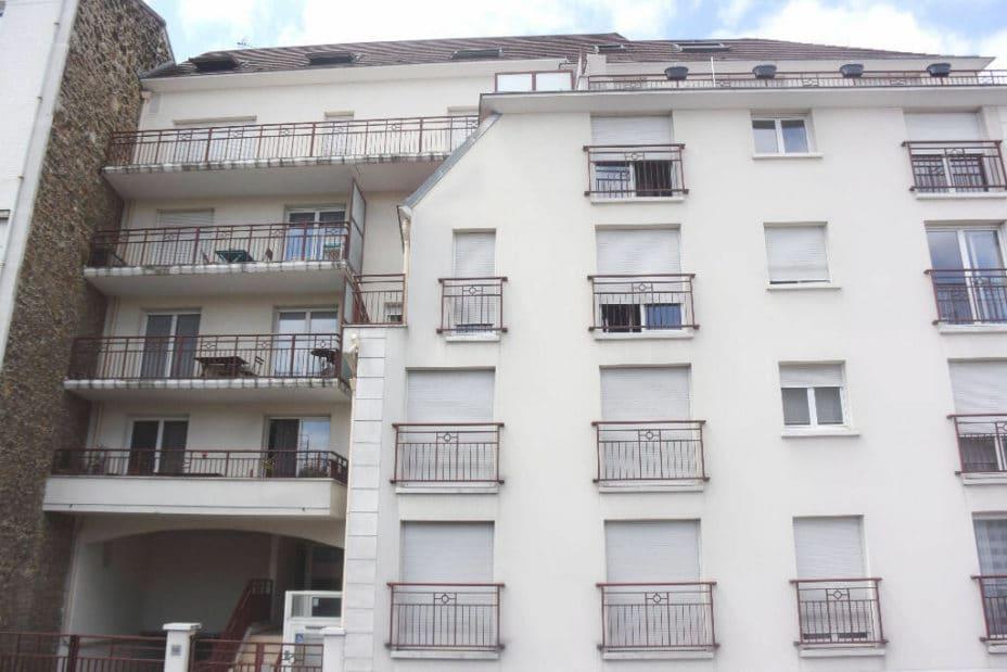 l'adresse alfortville: 3 pièces 63 m², immeuble sécurié, visiophone et interphone