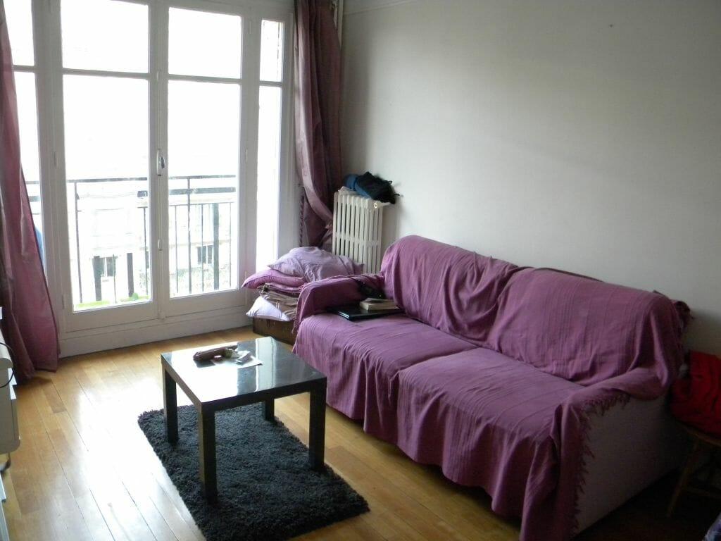 agence immobilière adresse: appartement studio meublé 30 m², centre ville de charenton-le-pont