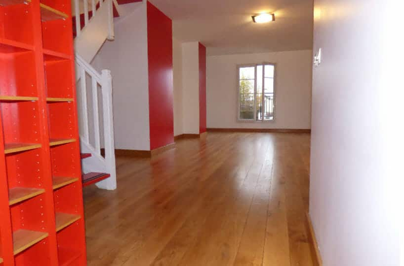 agence immobiliere alfortville - appartement 5 pièces 105 m², terrasse, parking - annonce 1995 - photo Im02
